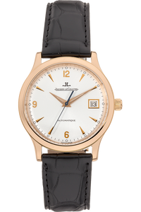 Master Control Date Rose Gold Automatic