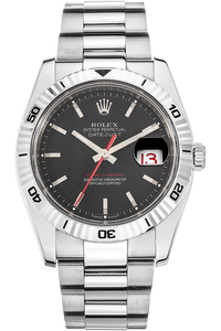 Datejust Turn-O-Graph White Gold and Stainless Steel Automatic