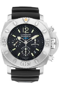 Luminor Submersible Chronograph Stainless Steel Automatic