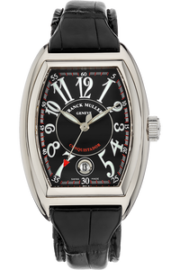 Conquistador White Gold Automatic