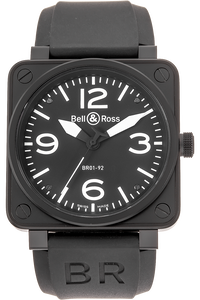 BR01-92 PVD Stainless Steel Automatic
