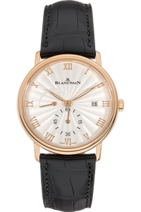 Villeret Power Reserve Date Rose Gold Automatic