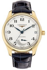 Master Power Reserve Yellow Gold Automatic