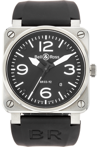 BR 03-92 Stainless Steel Automatic