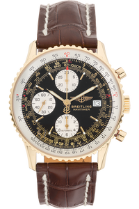 Old Navitimer II Yellow Gold Automatic
