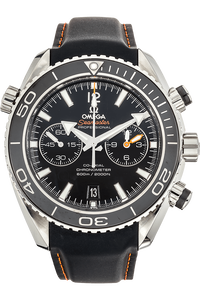 Seamaster Planet Ocean Co-Axial Chrono Stainless Steel Automatic