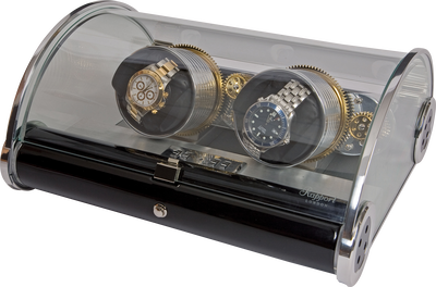 Time Arc Duo Watch Winder