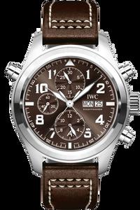 """Pilot's Watch Double Chronograph Edition """"Antoine De Saint Exupery"""""""