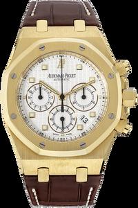 Royal Oak Chronograph Yellow Gold Automatic