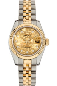 Datejust Yellow Gold and Stainless Steel Automatic