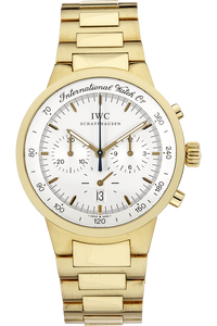 GST Chronograph Yellow Gold Quartz