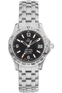Seamaster Omegamatic Stainless Steel Quartz