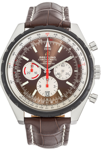 Chronomatic 49 Special Edition Stainless Steel Automatic