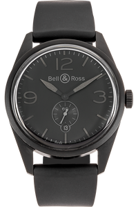 BR 123 Commando PVD Stainless Steel Automatic