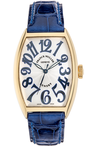 Cintree Curvex Sunset Yellow Gold Automatic