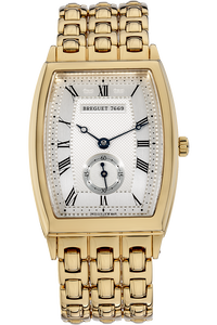 Heritage Yellow Gold Automatic