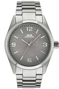 Men's Steel Gray Dial