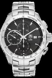 Link Calibre 16 Chronograph Stainless Steel Quartz
