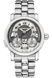Nicolas Rieussec GMT Stainless Steel Automatic