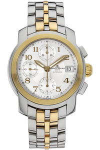Capeland Chronograph Yellow Gold and Stainless Steel