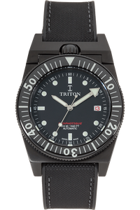 Triton Subphotique DLC Stainless Steel Automatic