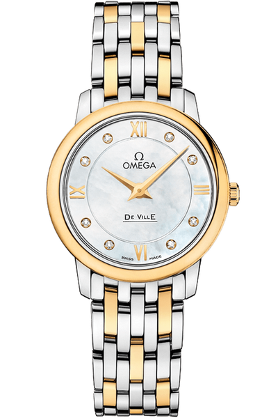 De Ville Prestige Quartz - 27MM