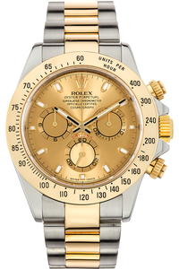 Daytona  Yellow Gold and Stainless Steel Automatic