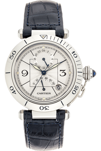 Pasha GMT  Stainless Steel Automatic