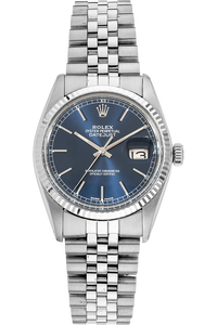 Datejust Circa 1977 White Gold and Stainless Steel Automatic