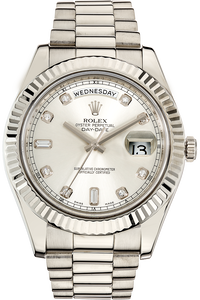 Day-Date II White Gold Automatic