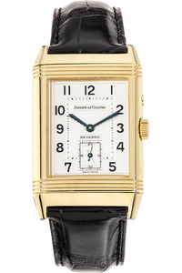 Reverso Duo Yellow Gold Manual