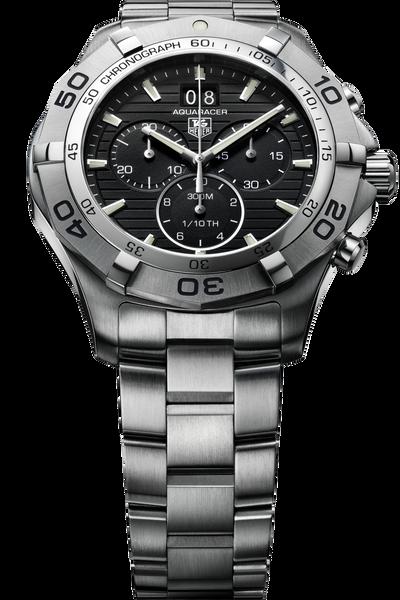 Aquaracer Grande Date Chronograph 43mm