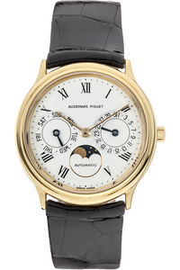 Day-Date Moonphase Yellow Gold Automatic