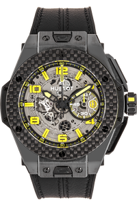 Big Bang Ferrari Limited Edition Ceramic and Titanium Automatic