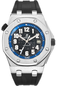 Royal Oak Offshore Blue Scuba Edition Stainless Steel Automatic