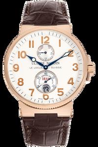 Marine Chronometer Rose Gold Automatic