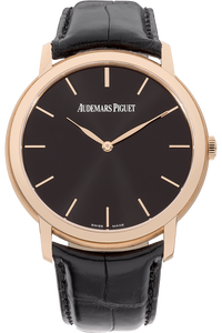 Jules Audemars Ultra Thin Rose Gold Automatic