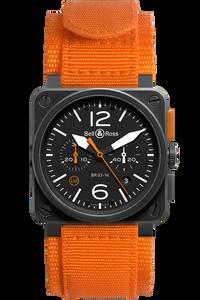 BR03-94 Carbon Orange