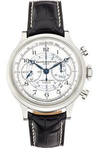 Capeland Flyback Chronograph Stainless Steel Automatic
