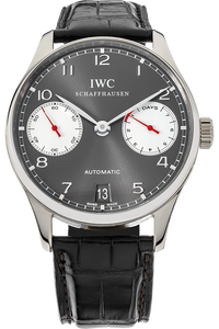 Portuguese Limited Edition White Gold Automatic