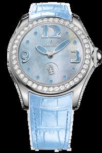 Corum Bubble Key Blue Diamonds L295/03050