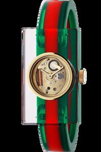 Plexiglas Watch