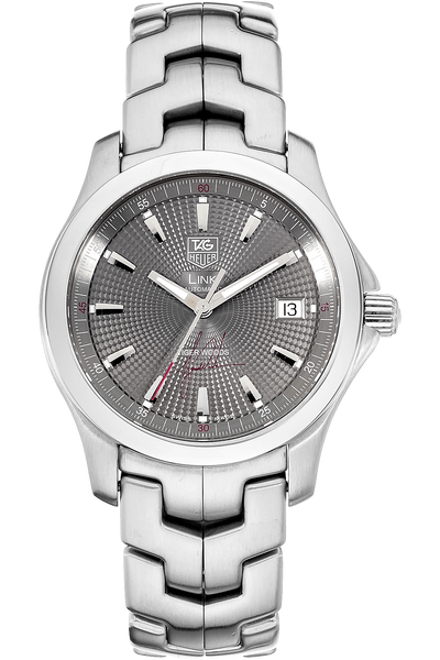 Link Tiger Woods Limited Edition Stainless Steel Automatic
