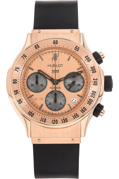 SuperB Flyback Chronograph Limited Edition Rose Gold Automatic