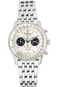 Navitimer 02 Limited Edition Stainless Steel Automatic