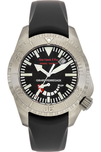 Sea Hawk II PRO Titanium Automatic