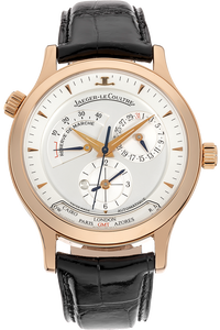 Master Geographic Rose Gold Automatic