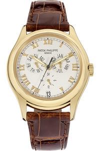 Annual Calendar Reference 5035 Yellow Gold Automatic