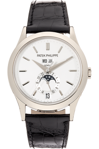 Complications Annual Calendar Reference 5396 White Gold Automatic