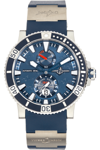 Maxi Marine Diver Limited Edition  Stainless Steel Automatic